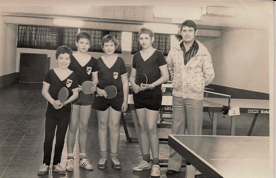 Tischtennisvereine