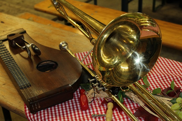 Vereine und Musik – der donnernde Kanonen-Hartmut kann auch leise
