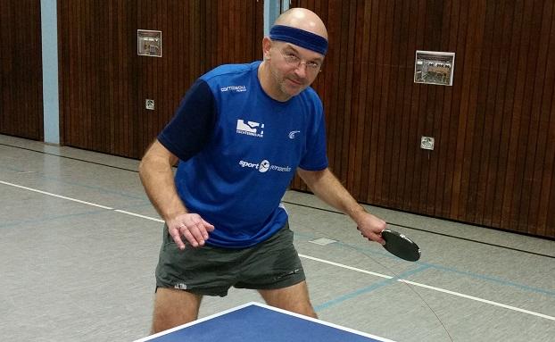 """""""Hauptsache, es wird Tischtennis gespielt"""""""