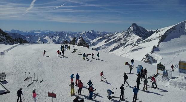 Im Winter fahren die Vereine nicht nur Ski