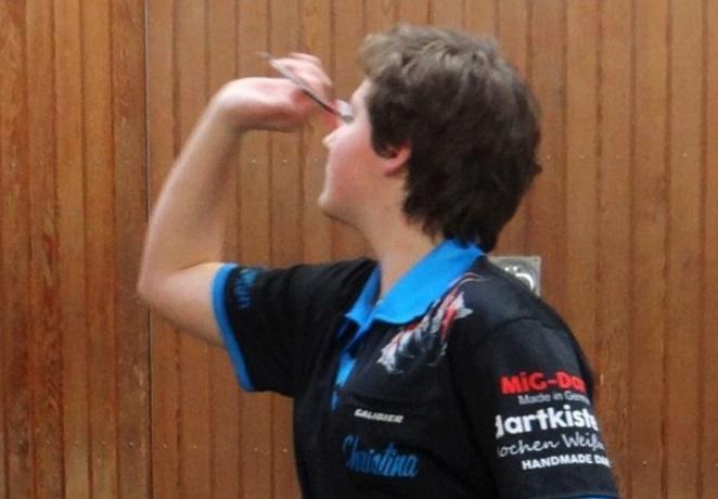 Ob im Verein oder in der Schule: Der Dart-Sport ist auf dem Vormarsch